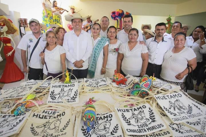 Inauguran casa de la cultura en huetamo gesti n de to o garc a - Casa de cultura ignacio aldecoa ...