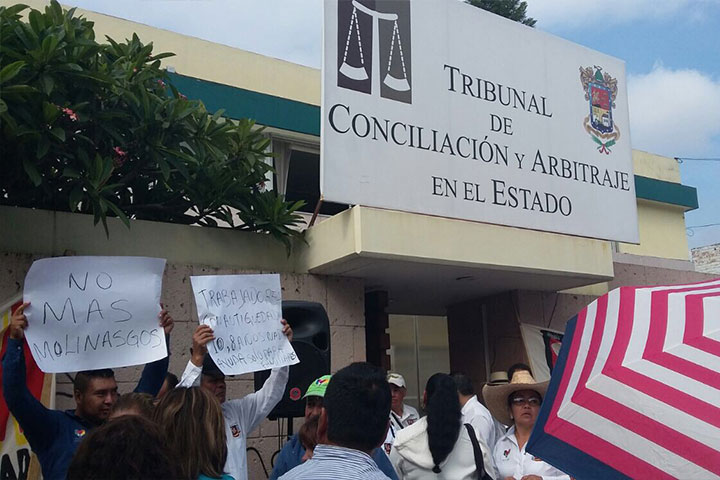 Tribunal Federal de Conciliación y Arbitraje - Home   Facebook