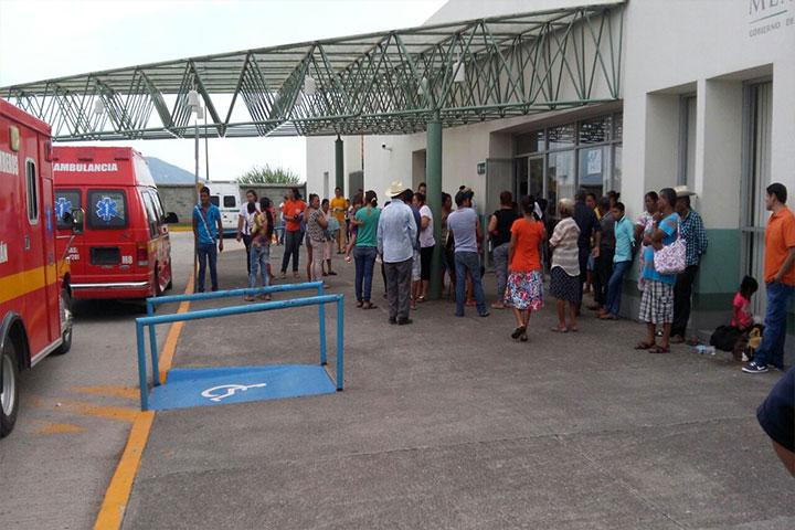 25 Personas Internadas En El IMSS Por Síntomas De Dengue