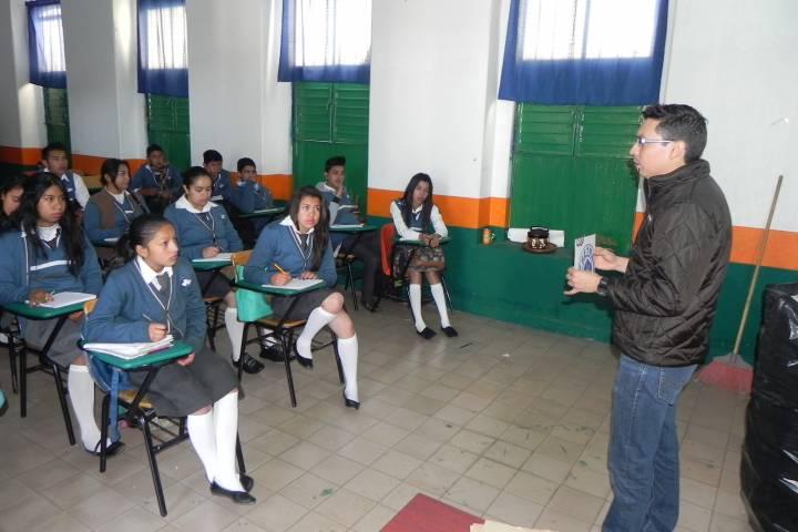 Presenta cecytem convocatoria para el vii concurso estatal for Convocatoria concurso de docentes 2016