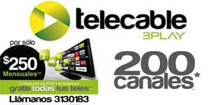 telecable 3play