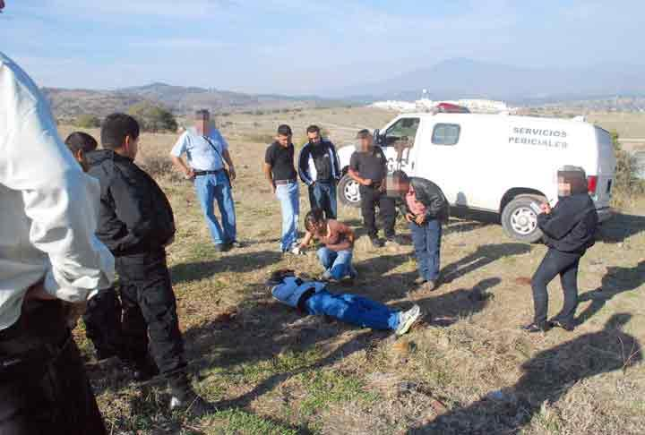 Hallan a 4 ejecutados en Yurécuaro